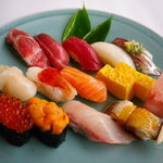 磯寿司 - 限定にぎり
