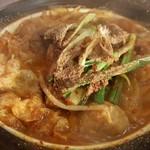 赤から - ピリ辛山椒鍋