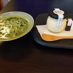 善光寺ぷりん - 抹茶&プリン~☆