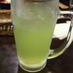 コ・ビアン - 青りんごジュース