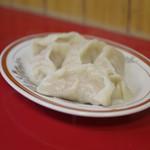中国料理味味 - 水餃子