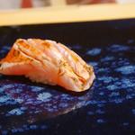 鮨 しょう - キンメダイの炙り。