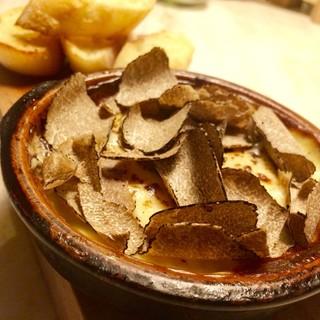 世界三大珍味≪トリュフ≫どっさりマッシュポテトチーズ焼き!