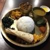 ナングロガル - 料理写真:タカリスペシャルカナ(カシ)