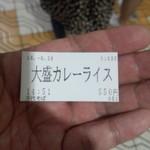 91648970 - 食券