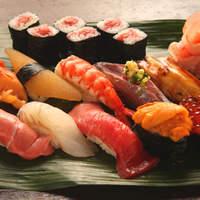 磯寿司 - 特上にぎり