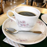 花壇 - コーヒー(税込250円)