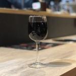 焼肉屋 よざくら - 赤ワイン