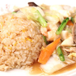 揚子江分店 - 五目炒飯