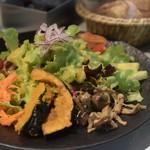 グッドモーニングカフェ - 新鮮野菜のサラダボウル
