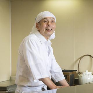 色川秀行氏(イロカワヒデユキ)─塩竈の食材でゲストをもてなす