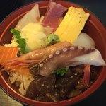 91665845 - ランチ海鮮丼500円