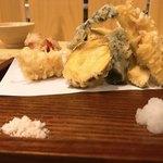 木むら - 天ぷら