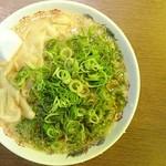 来来亭 - 料理写真:ワンタンメン
