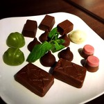 ダイニング&バー ウサギ - チョコレート