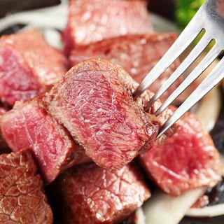絶品!『ステーキ』が食べ放題3,280円
