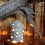 ナイヤビンギ - お部屋の照明