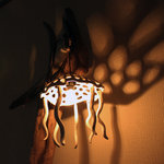 ナイヤビンギ - 廊下の照明