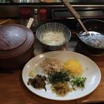 鳥しん - 鶏飯 1000円