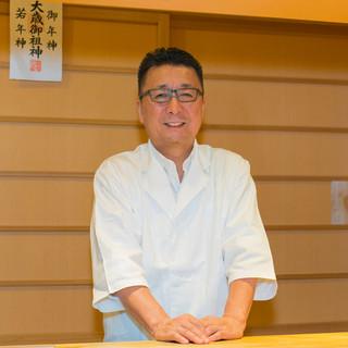 五十嵐公緒氏(イガラシイサオ)─京都で腕を磨いた生粋の料理人