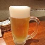 すいば - 生ビール