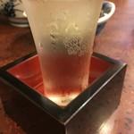和田屋 - 日本酒(吉野杉の樽酒)!