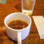 91674726 - セットのスープ