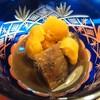 三笠鮨 - 料理写真:1    北海道利尻島     馬糞海胆     と       あわびの煮付け