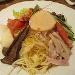 くろさわ東京菜 - 特製冷涼麺(アップ)