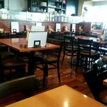 カフェ アラビカ - 店内落ち着いた雰囲気