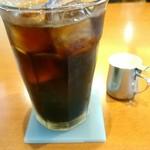 カフェ アラビカ - 『アイスコーヒー』¥350-