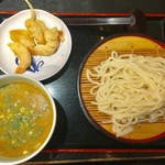 竹や - つけ海老天カレー 1,100円