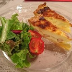 ル・ポワロン - キッシュはやさしいお味