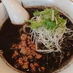 91677119 - 黒担々麺(税込840円)