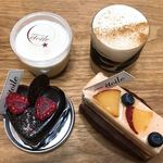 patisserie etoile - 料理写真:取り出して並べてみる