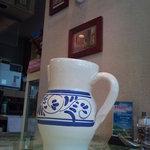 カプリッチョ - 陶器のデキャンタ