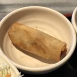 四川辣子鶏 老地方 - 春巻