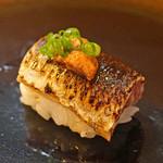 すし兆 - 秋刀魚