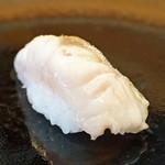 すし兆 - 秋田産のノドグロ