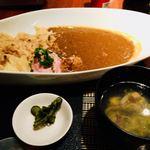 青柚子 - 魚がしカレー