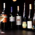 カフェレストラン ルシェッロ - ワイン&スパークリングワイン