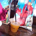 ホッグズ・ヘッド・パブ - かぼちゃジュース 500円  ホッグズ・ヘッド・パブ