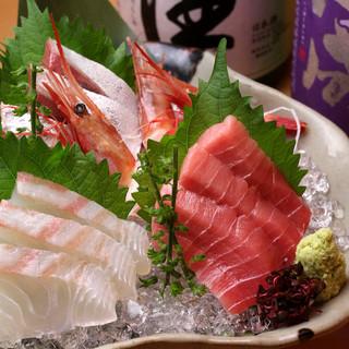 滋味溢れる旬の魚・お野菜を◎季節を味わう、だから飽きない*