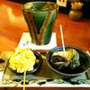 かわらや - 料理写真:お通し?円、りんごジュース320円