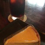 スイーツカフェ&バー LOUNGE - 料理写真:チーズケーキ