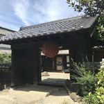 蔵元ごはん&カフェ 酒蔵 櫂 - 入口
