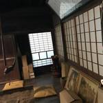 蔵元ごはん&カフェ 酒蔵 櫂 - 1階