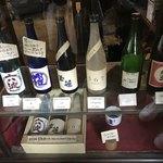 蔵元ごはん&カフェ 酒蔵 櫂 - お酒ももちろん売ってます。
