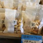 蔵元ごはん&カフェ 酒蔵 櫂 - ラスクも売ってます。