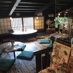 蔵元ごはん&カフェ 酒蔵 櫂 - 2階